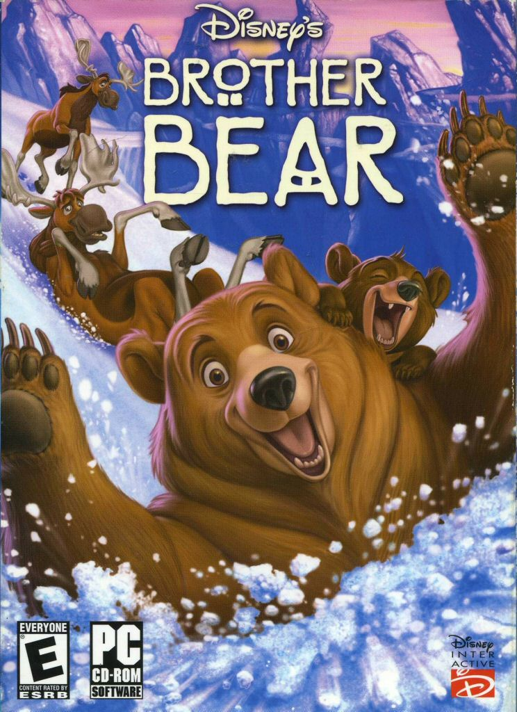 DISNEY BROTHER BEAR PC