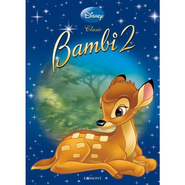 Disney clasic hc - Bambi 2, ***