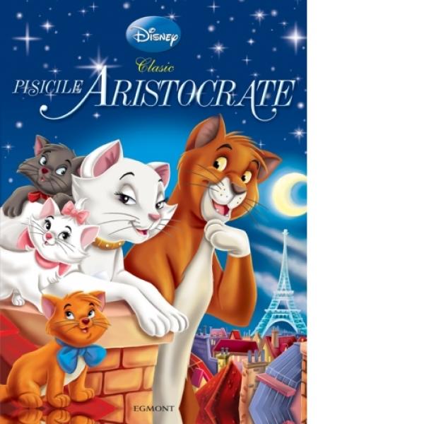 DISNEY CLASIC HC - PISI CILE ARISTOCRATE#RETIP1
