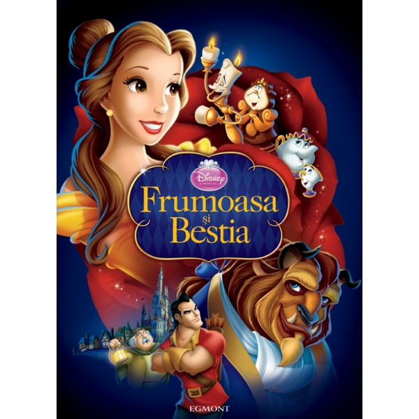 DISNEY CLASSIC - FRUMOASA SI BESTIA