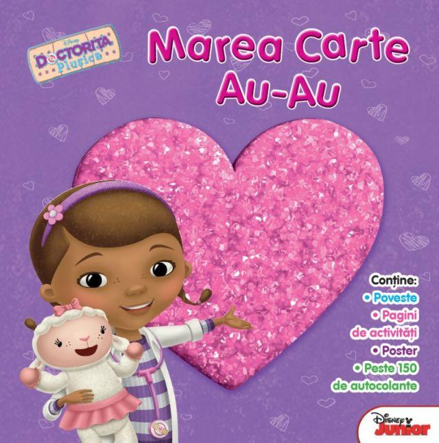 DISNEY. DOCTORITA PLUSICA. MAREA CARTE AU-AU