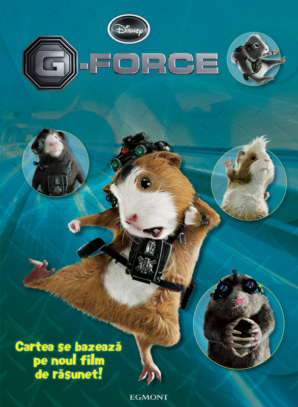 DISNEY HC - G-FORCE .