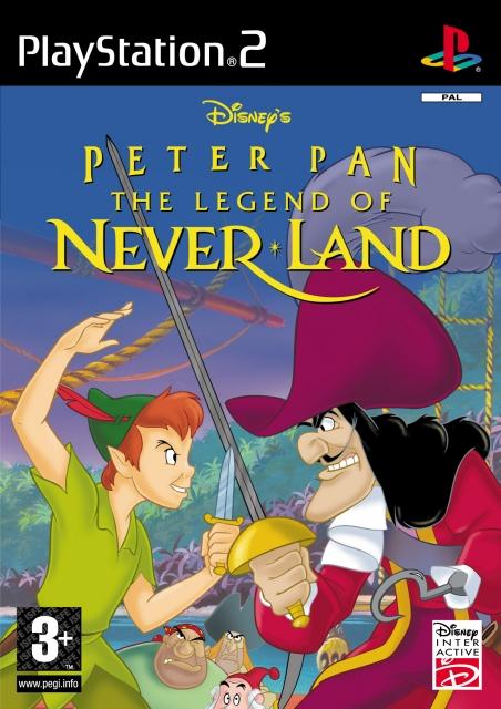 DISNEY PETER PAN 2 PS2