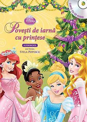 DISNEY. POVESTI DE IARNA CU PRINTESE (CARTE+CD)