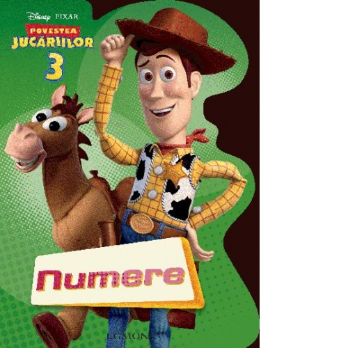 DISNEY FA - TOY STORY 3 - NUMERE