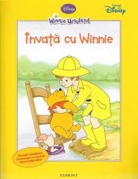 Disney Winnie Ursuletul ,  Inavata Cu Winnie, Disney