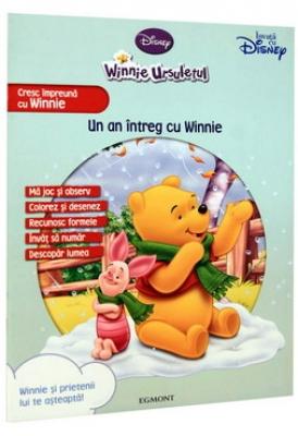 Disney Winnie Ursuletul ,  Un An Intreg Cu Winnie, Disney