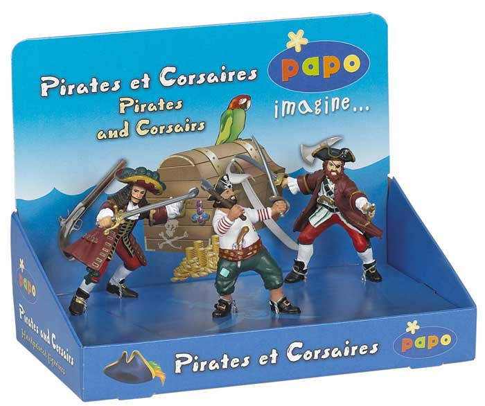 Display pirati