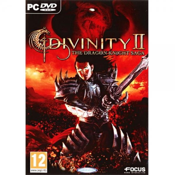 DIVINITY II: THE DRAGON KNIGHT SAGA PC