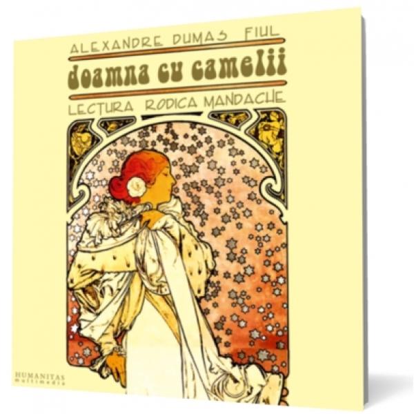 Doamna cu Camelii, Alexandre Dumas Fiul (CD)