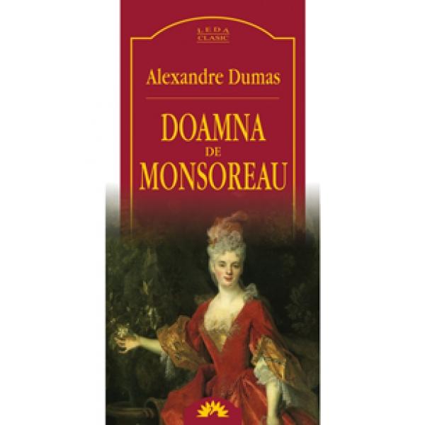 DOAMNA DE MONSOREAU .