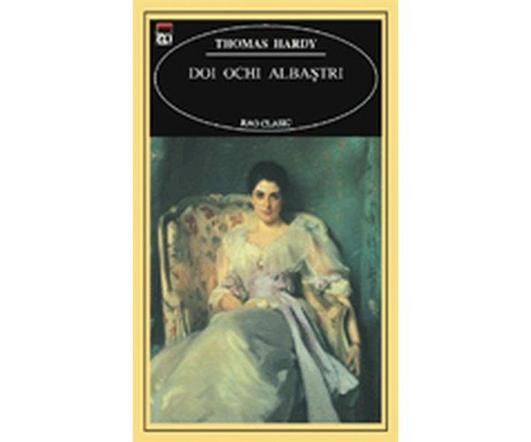 Doi ochi albastri, Thomas Hardy