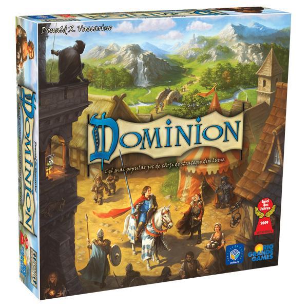 Dominion - joc de societate