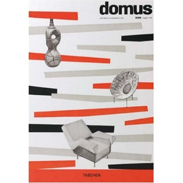 Domus Vol 4, Ettore Sottsass