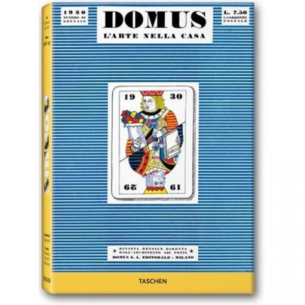 Domus, Volume 1, 1928-1939, Fulvio Irace,  Luigi Spinelli