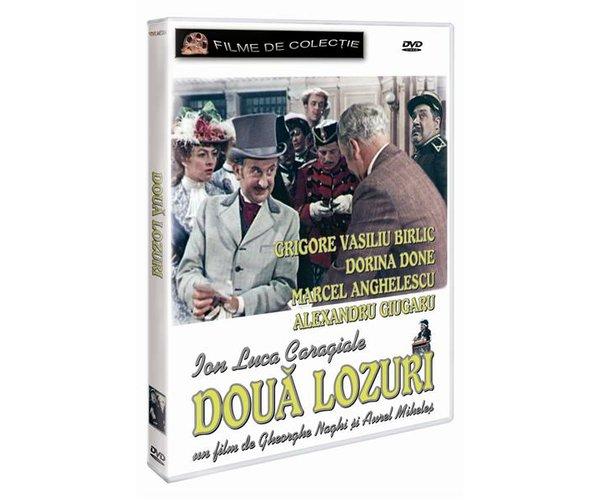 DOUA LOZURI (1957) FILME DE COLECTIE
