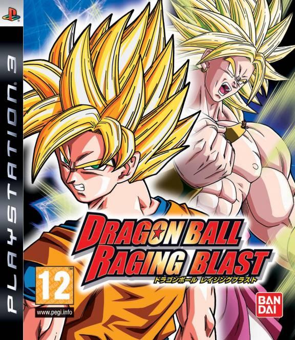 DRAGONBALL Z RAGING BLA PS3