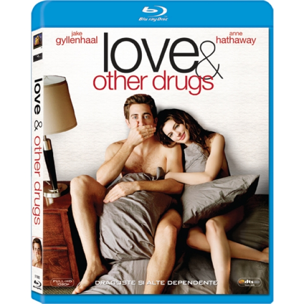 DRAGOSTE SI ALTE DEPENDENTE (BR) - LOVE & OTHER DRUGS (BR)