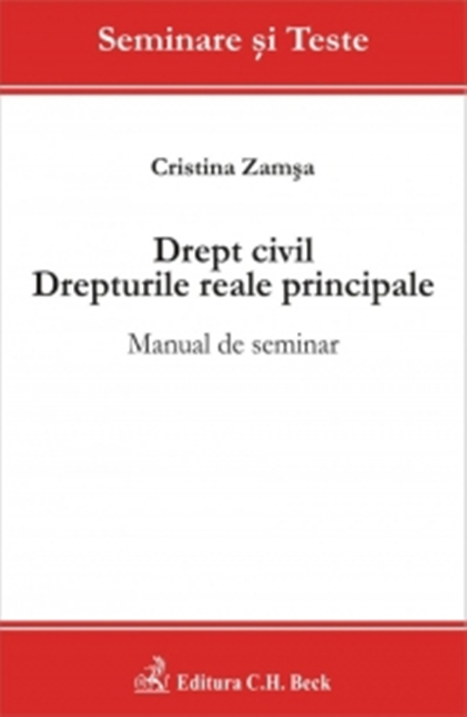 DREPT CIVIL. DREPTURI R RI REALE PRINCIPALE. MA