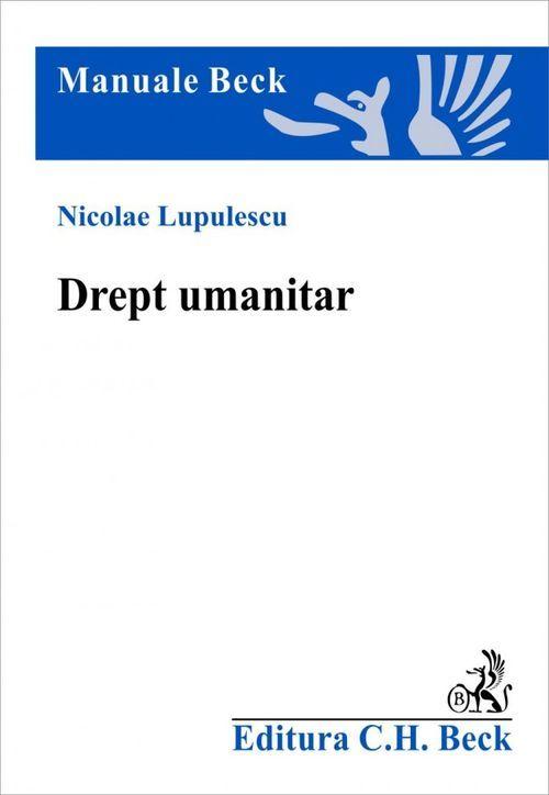 DREPT UMANITAR .