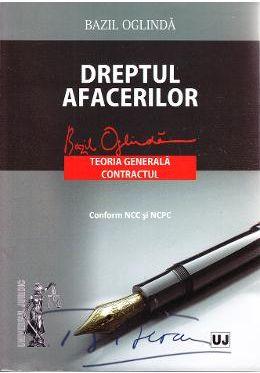 DREPTUL AFACERILOR: TEORIA GENERALA, CONTRACTUL