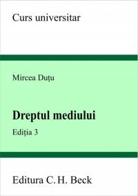 DREPTUL MEDIULUI. ED D 3