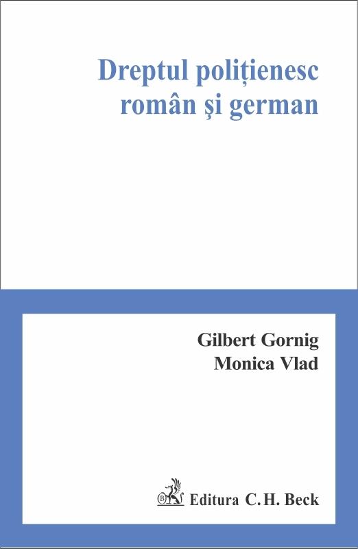 DREPTUL POLITIENESC ROMAN SI GERMAN