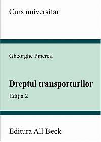 DREPTUL TRANSPORTURILOR ILOR - REEDITARE