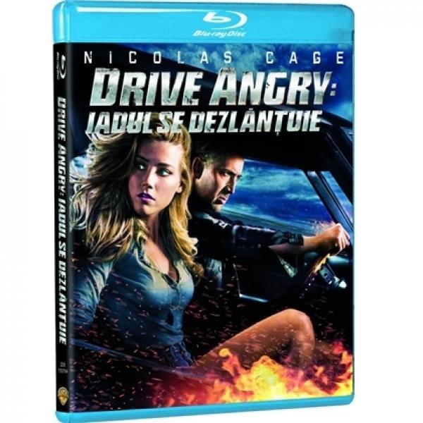 DRIVE ANGRY: IADUL SE DEZLANTUIE (BR) - DRIVE ANGRY (BR)