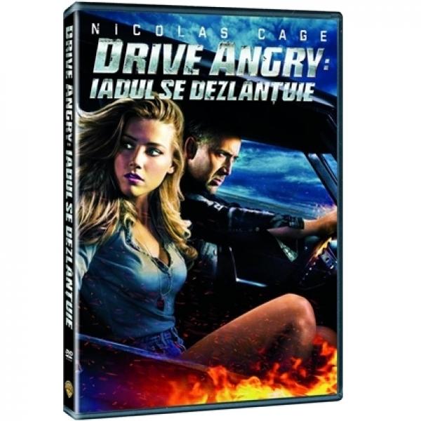 DRIVE ANGRY: IADUL SE DEZLANTUIE - DRIVE ANGRY
