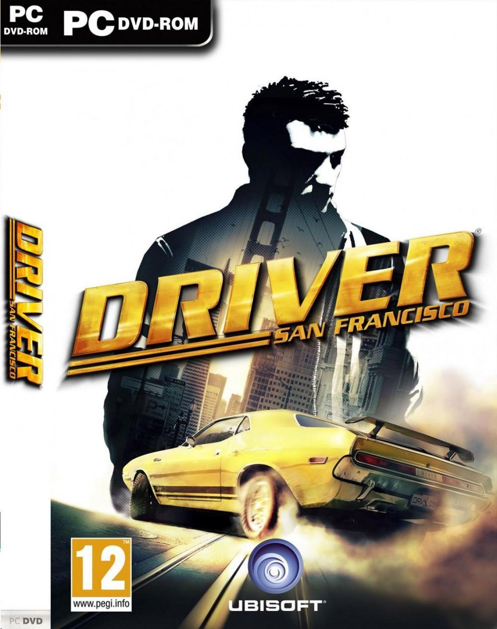 DRIVER SAN FRANCISCO - PC