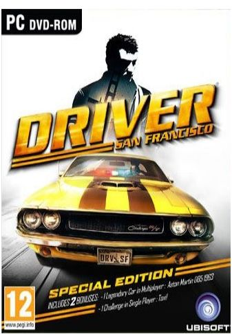DRIVER SAN FRANCISCO D1 EDITION - PC