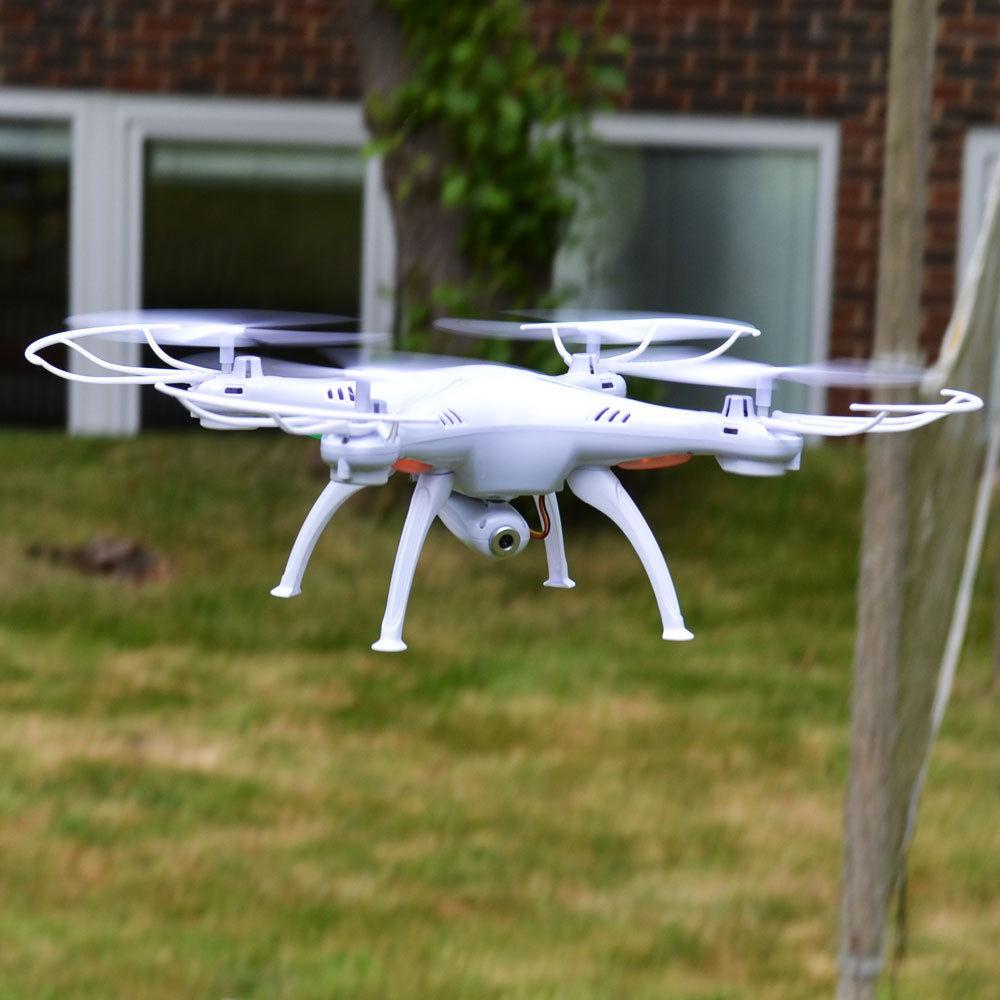 Drona Sky Plus, alb