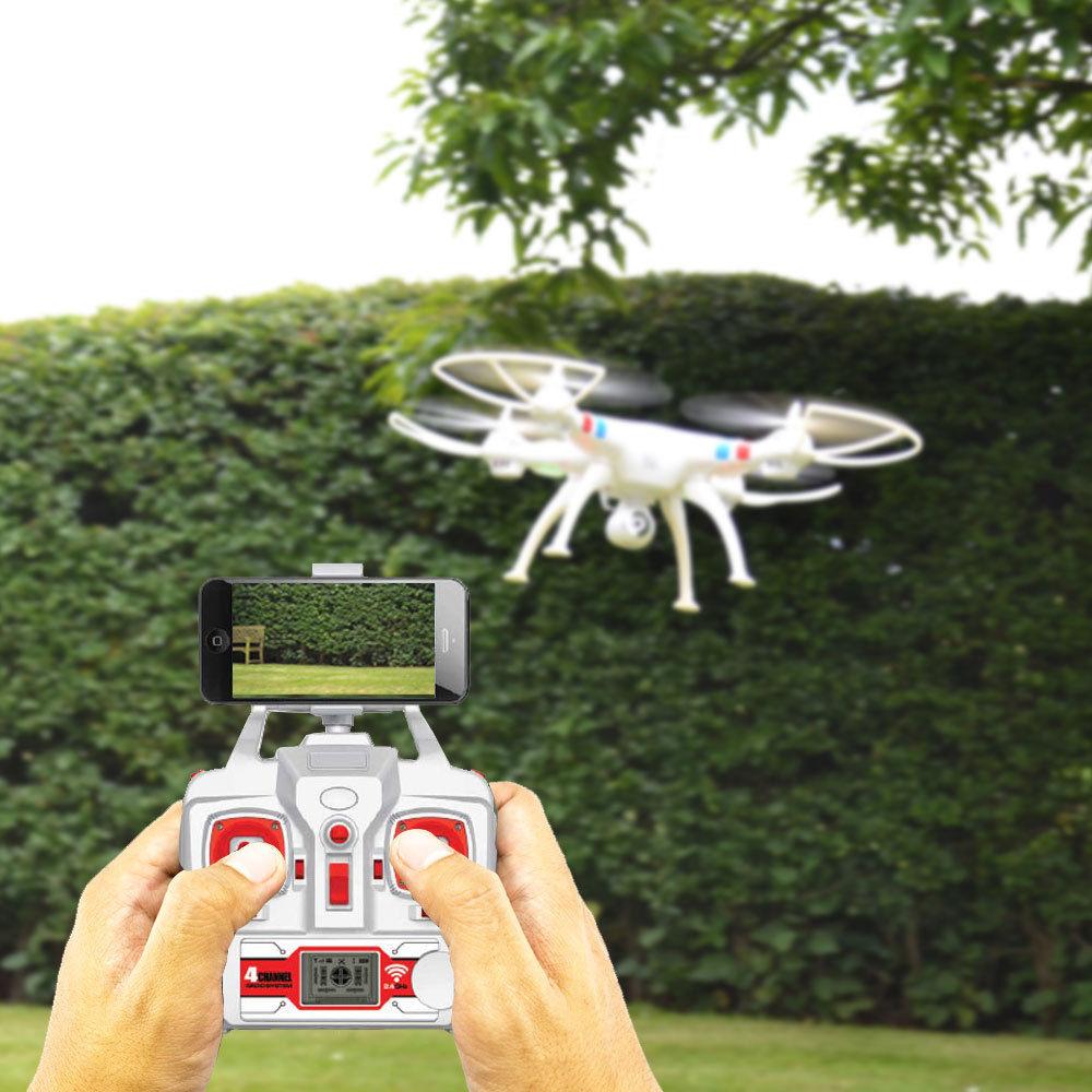 Drona Sky Pro, alb