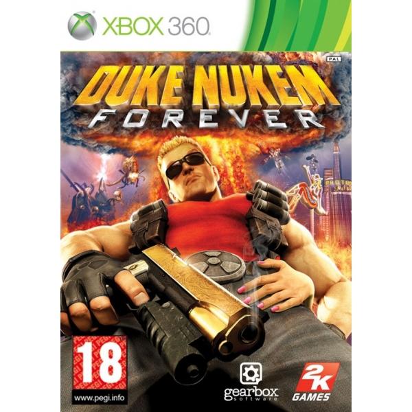 DUKE NUKEM FOREVER - XBOX360