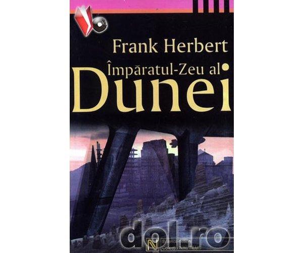 Imparatul-Zeu al Dunei, Herbert Frank