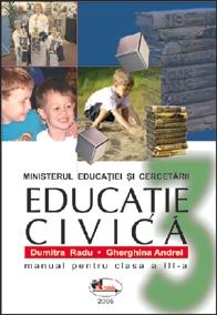 Educatie civica. Manual pentru clasa a III-a - Radu Dumitra