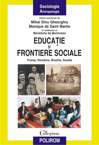EDUCATIE SI FRONTIERE SOCIALE