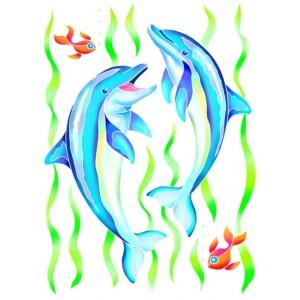 Efectul culorii Delfini