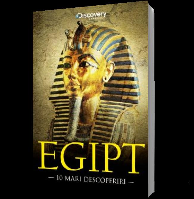 EGIPT - 10 MARI DESCOPERIRI -