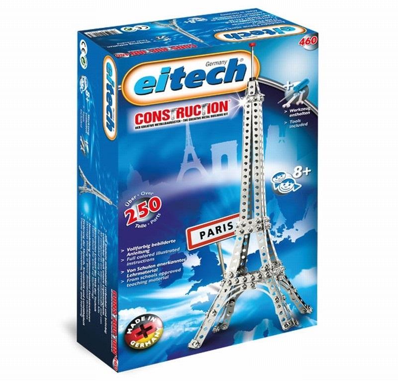Eitech,Turnul Eiffel,250pcs