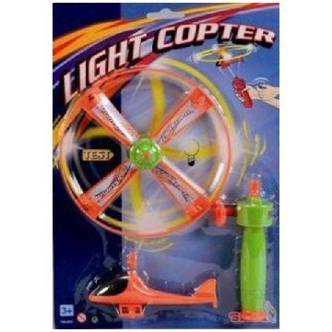 Elicopter cu propulsor