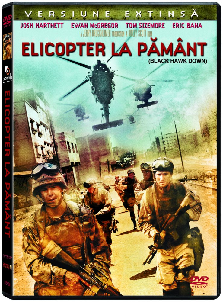 ELICOPTER LA PAMANT