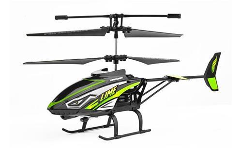 Elicopter Ninco,IR,Alu-Mini-Lime