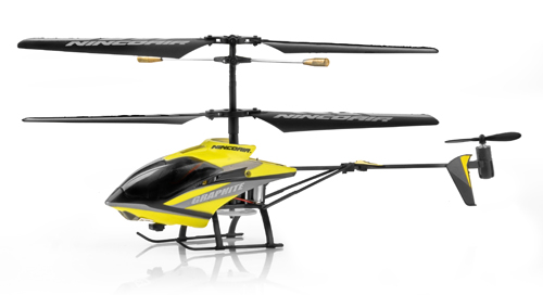Elicopter Ninco,IR,Graphite
