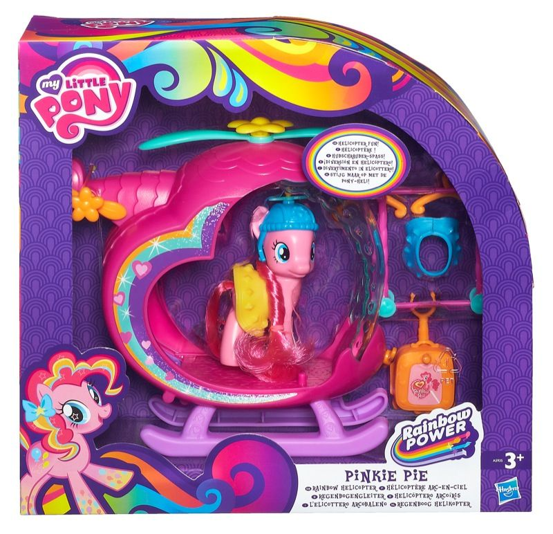 Elicopterul lui Pinkie Pie