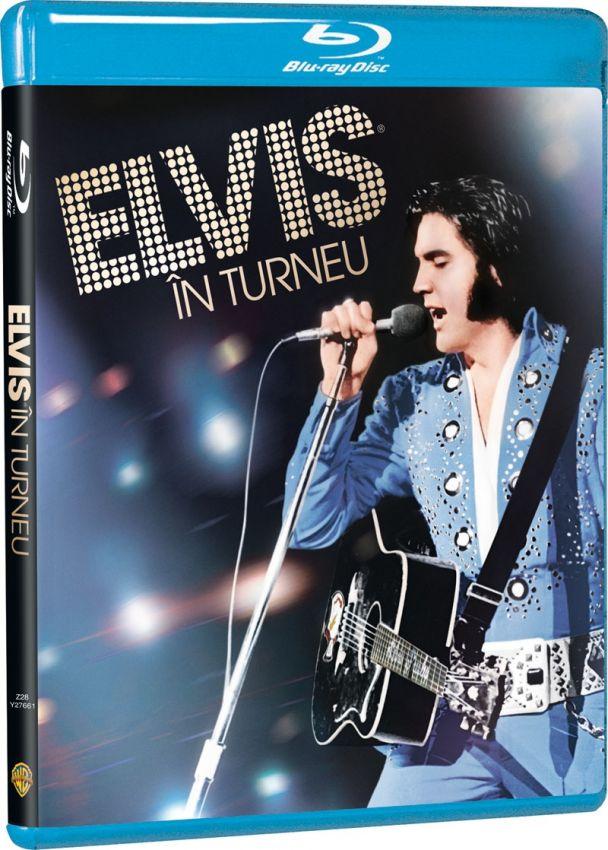 ELVIS IN TURNEU (BR) ELVIS ON TOUR (BR)