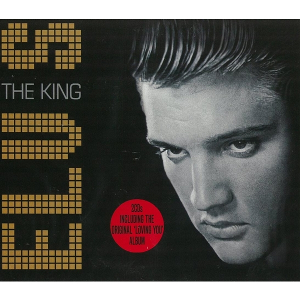 ELVIS PRESLEY THE KING
