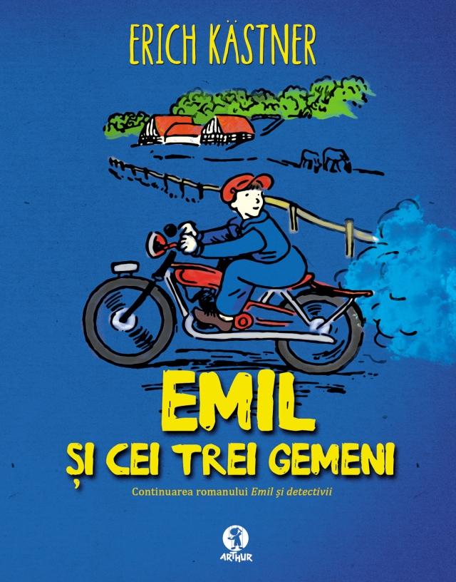 EMIL SI CEI TREI GEMENI ERICH K�STNER