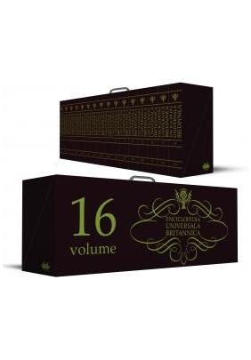 ENCICLOPEDIA BRITANNICA SET 16 VOLUME